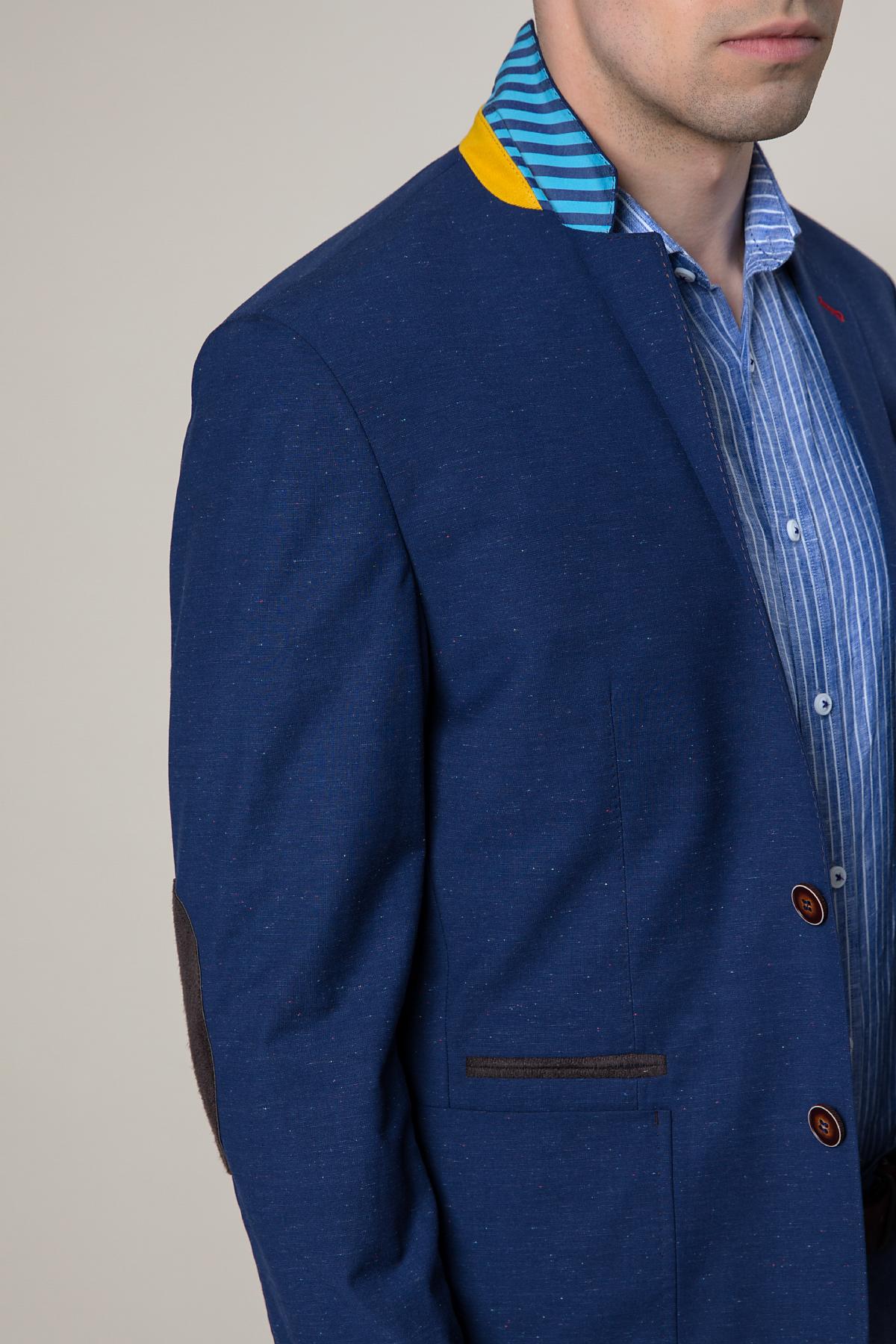 Пиджак темно-синего цвета Vaismann 1923-19