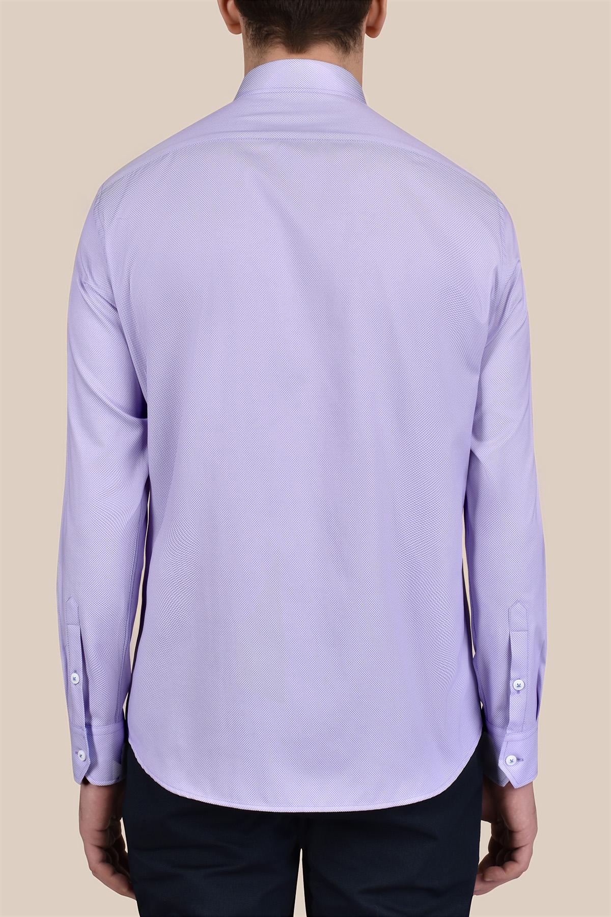 Рубашка сиреневого цвета  Vaismann 20167