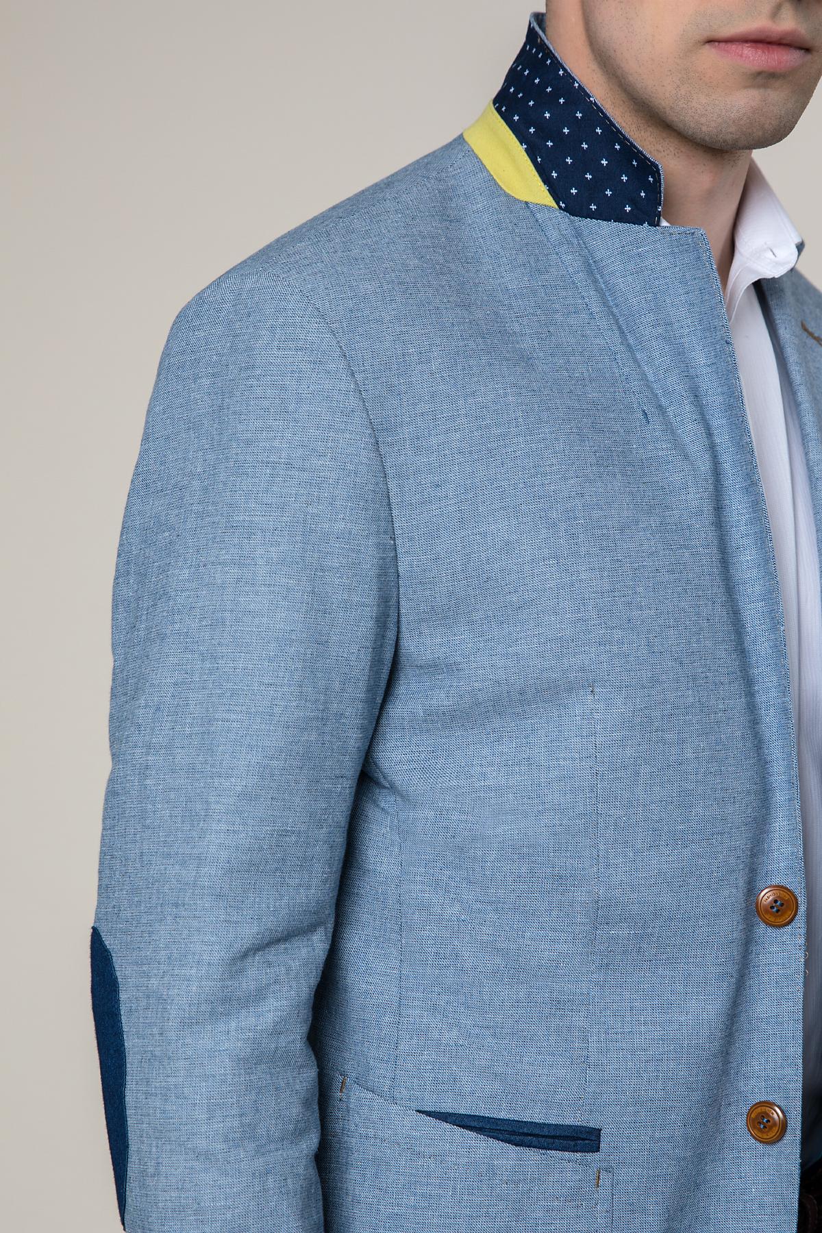 Пиджак из льна Vaismann 2007-17