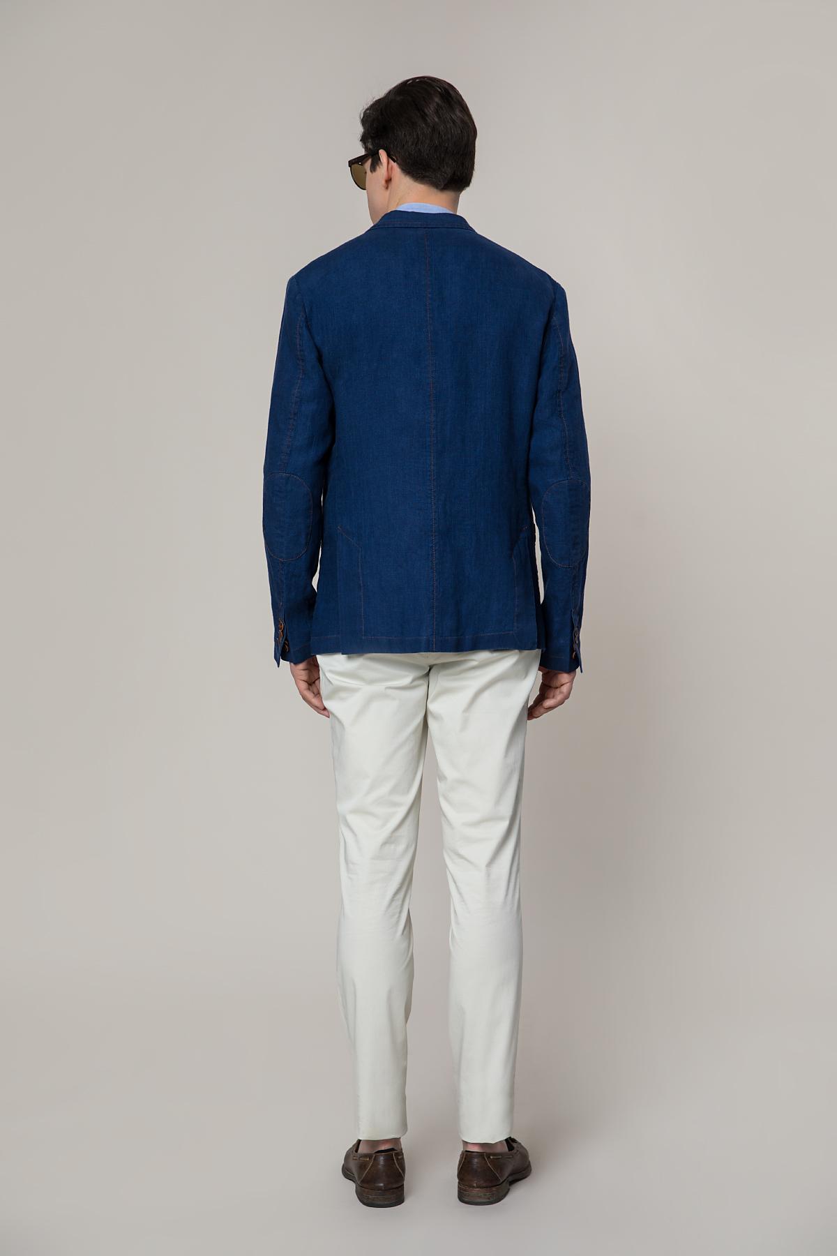 Пиджак из льна Vaismann 2008-19
