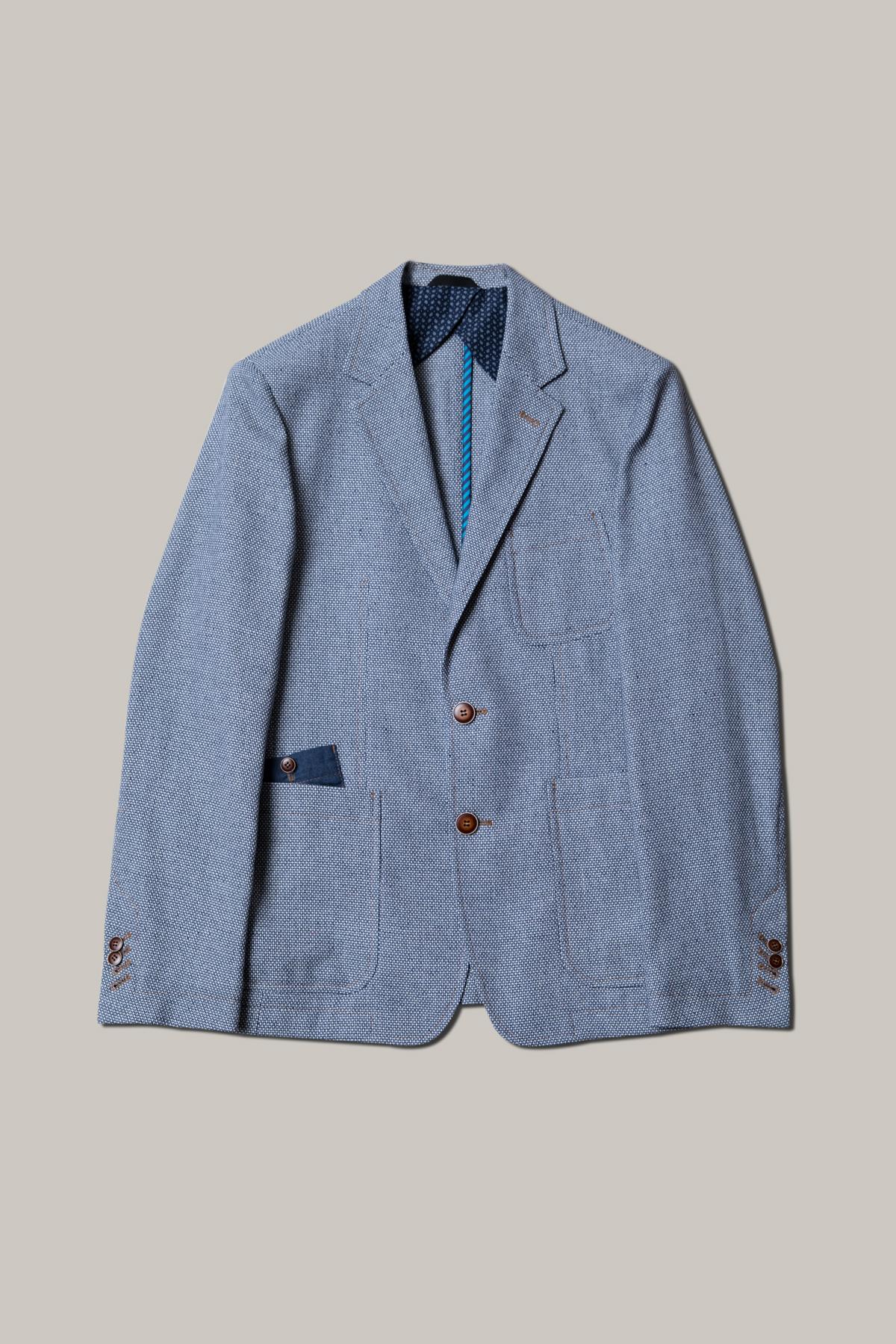 Пиджак из льна Vaismann 2006-16