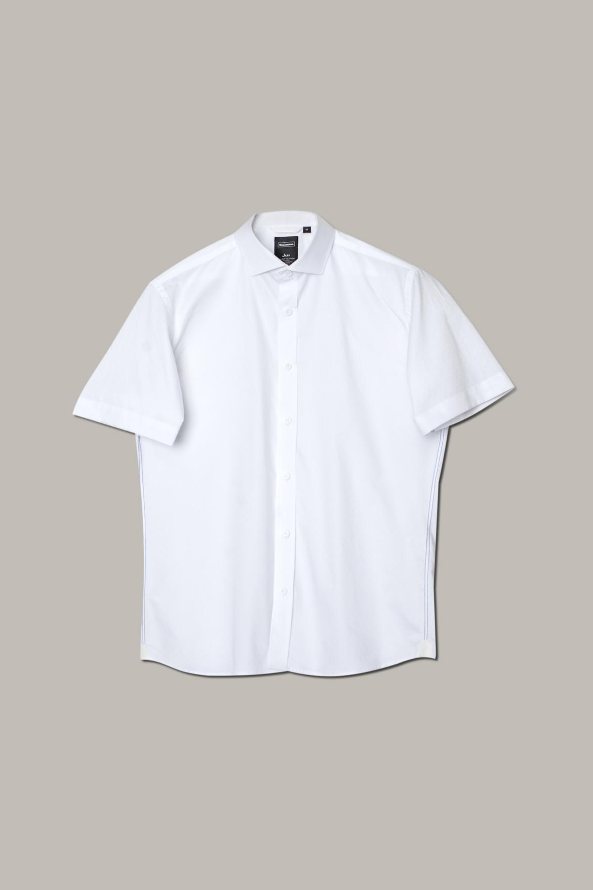 Рубашка белого цвета Vaismann 20148