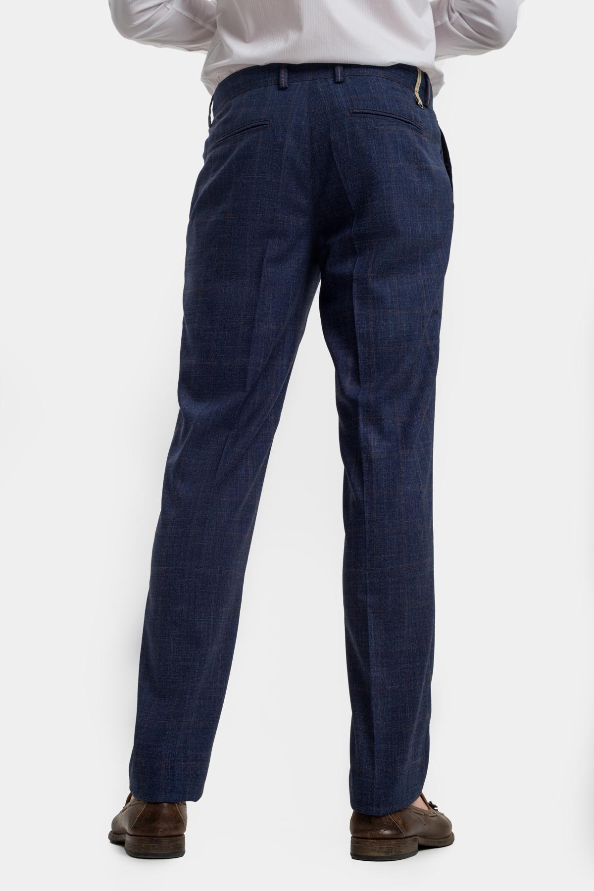 Зауженные брюки облегающего кроя  Vaismann  21401
