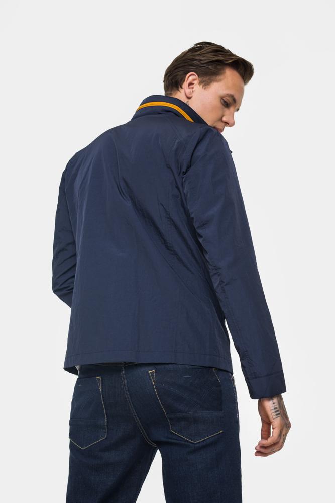 Легкая куртка из непромокаемой ткани  Vaismann  21-201-19