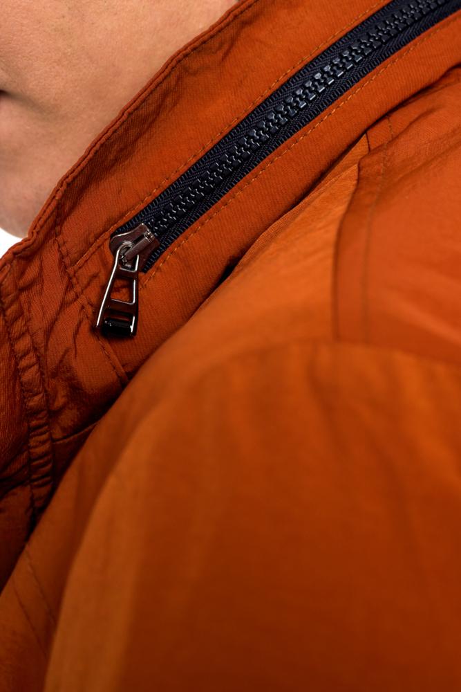 Легкая куртка из непромокаемой ткани  Vaismann  21-201-12