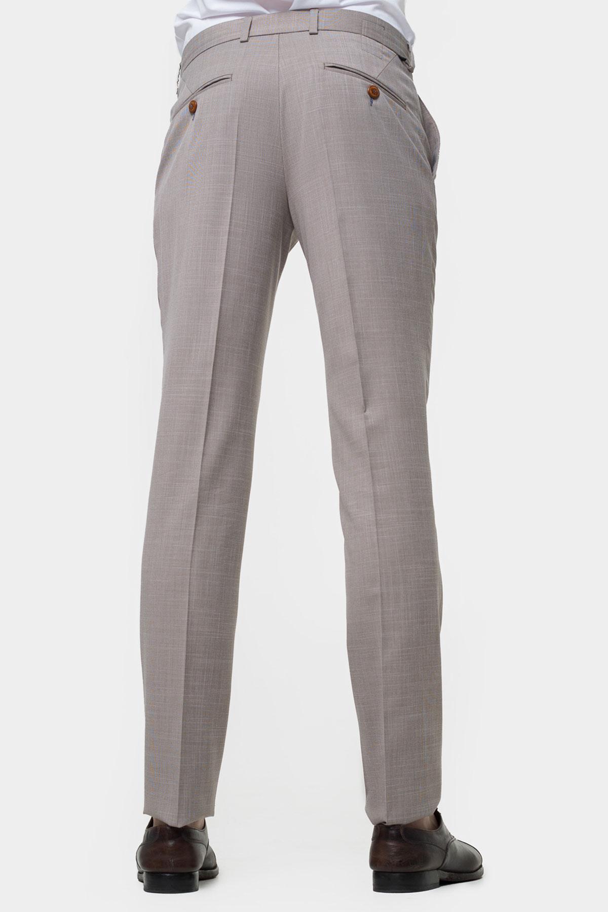 Зауженные брюки классического кроя  Vaismann  21405