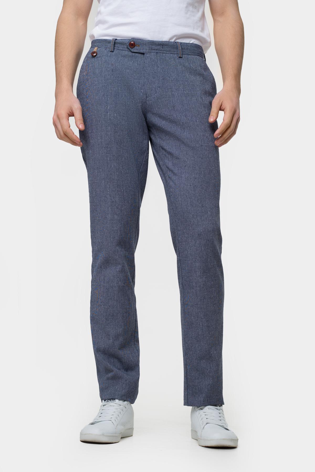 Зауженные брюки «chinos»,  из  хлопка.  Vaismann  21509