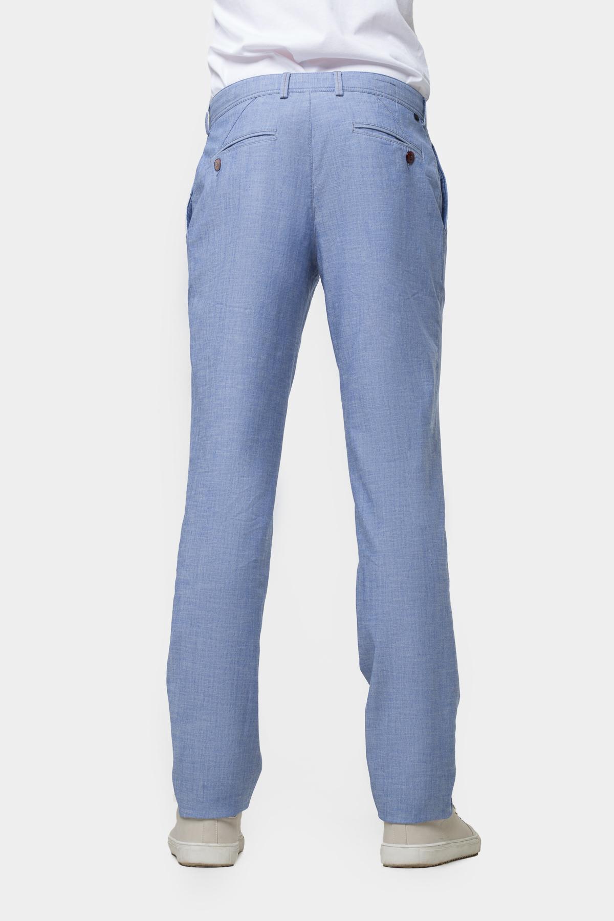 Зауженные брюки «chinos»,  из  хлопка.  Vaismann  21510
