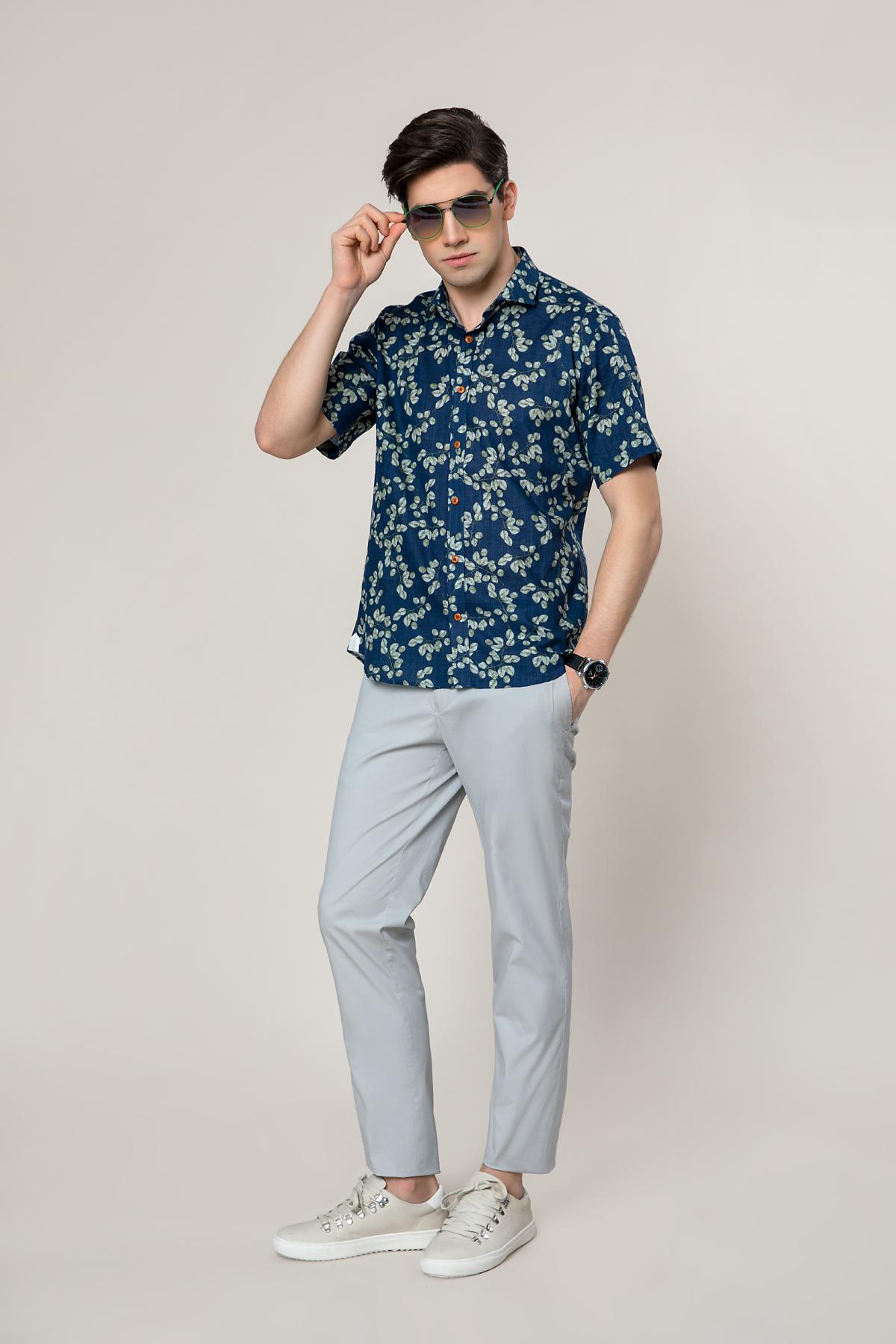 Рубашка  в рисунок  Vaismann 20146