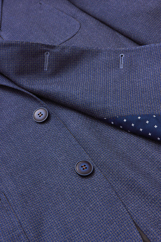 Пиджак синего цвета 1846-17 York