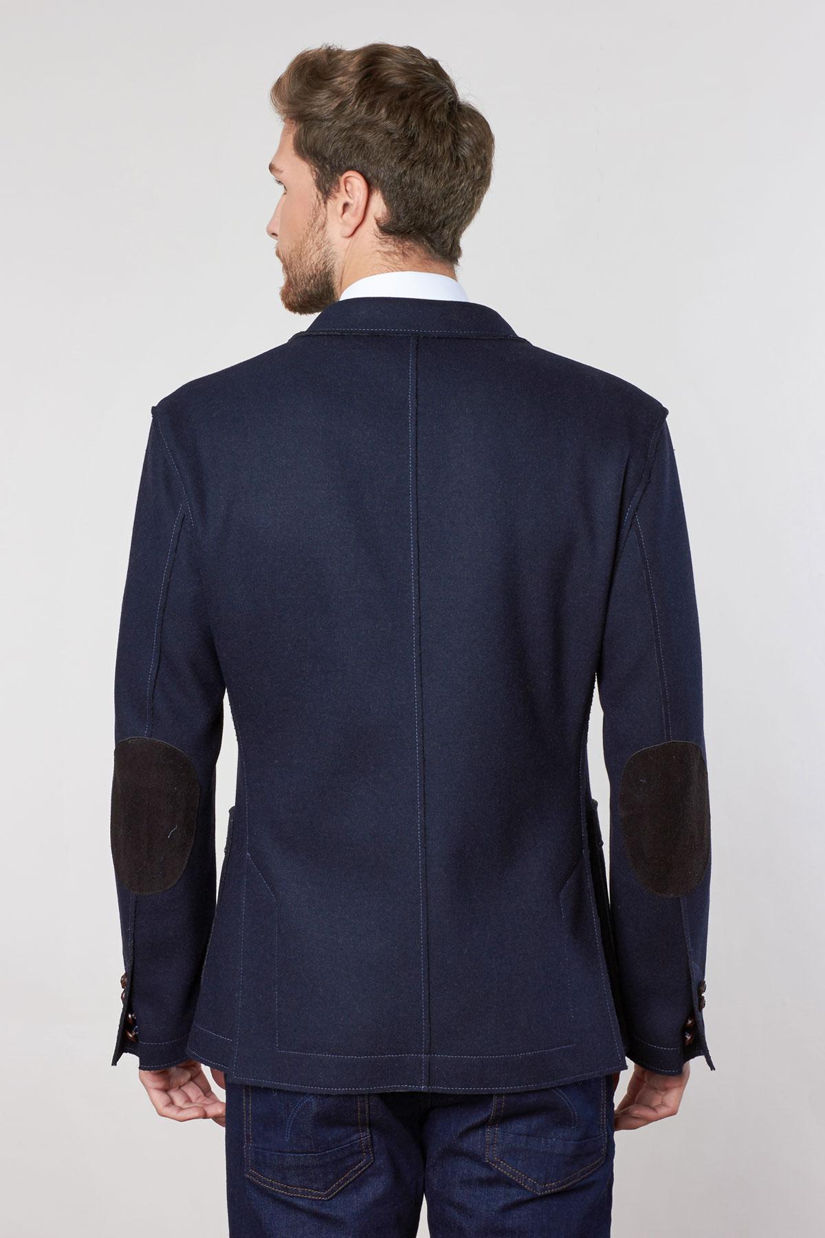 Пиджак темно-синего цвета 1840-19 York