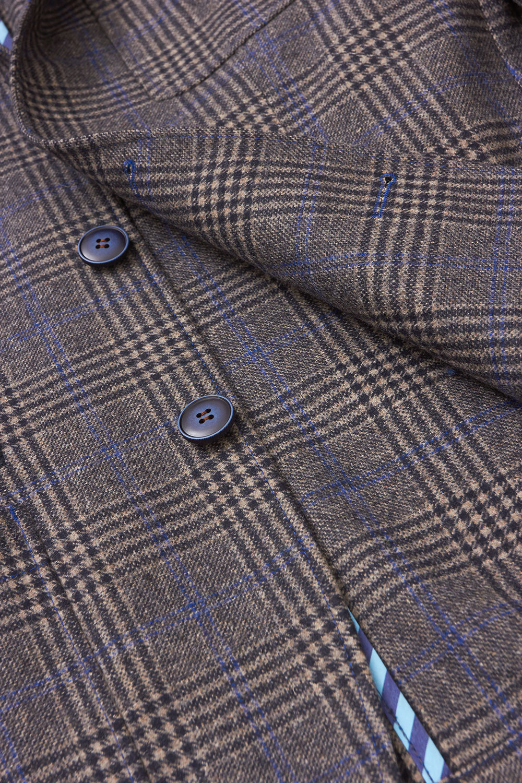 Пиджак коричневого цвета 1842-12 York