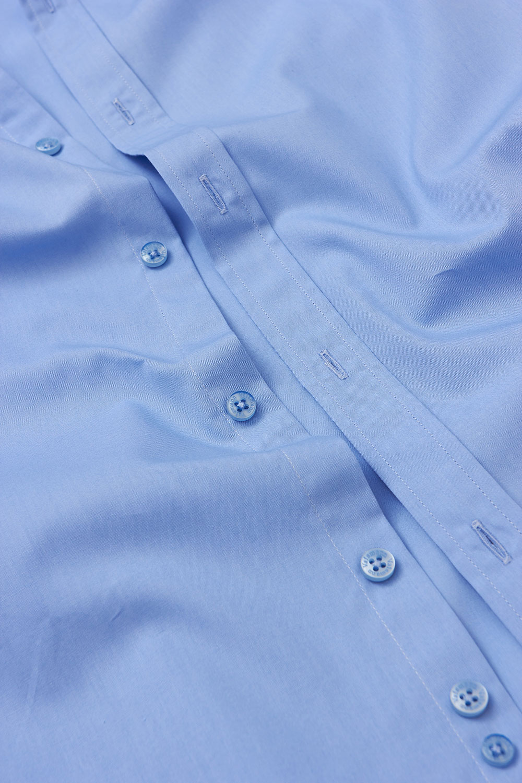 Рубашка синего цвета Vaismann 180703-03
