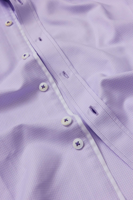 Рубашка фиолетового цвета Vaismann 18212