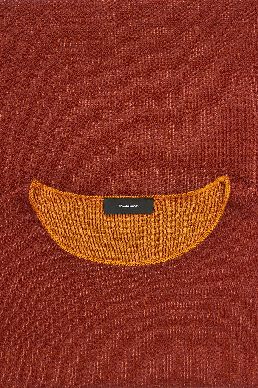 Свитер коричневого цвета VM-18-1796