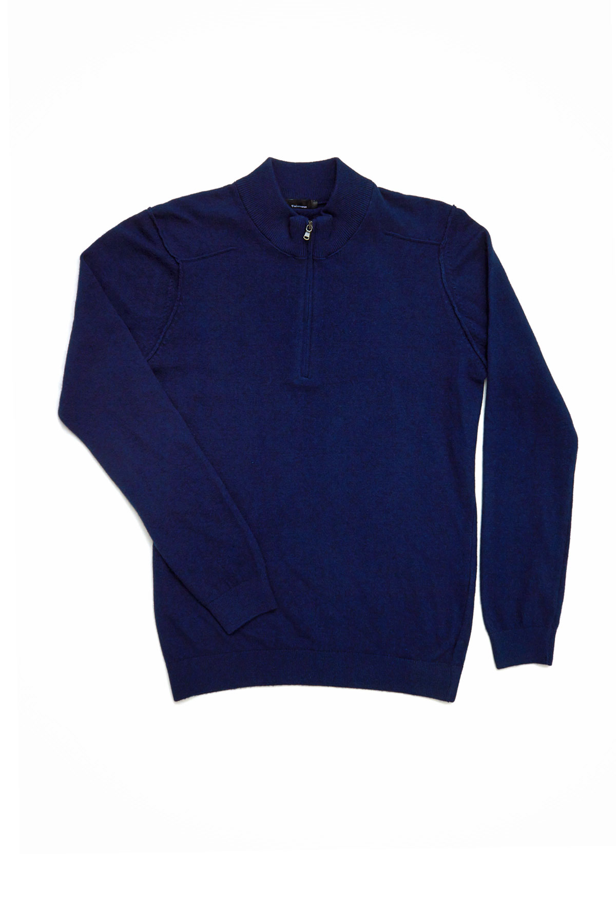 Свитер темно-синего цвета Vaismann VM-18-1830-19