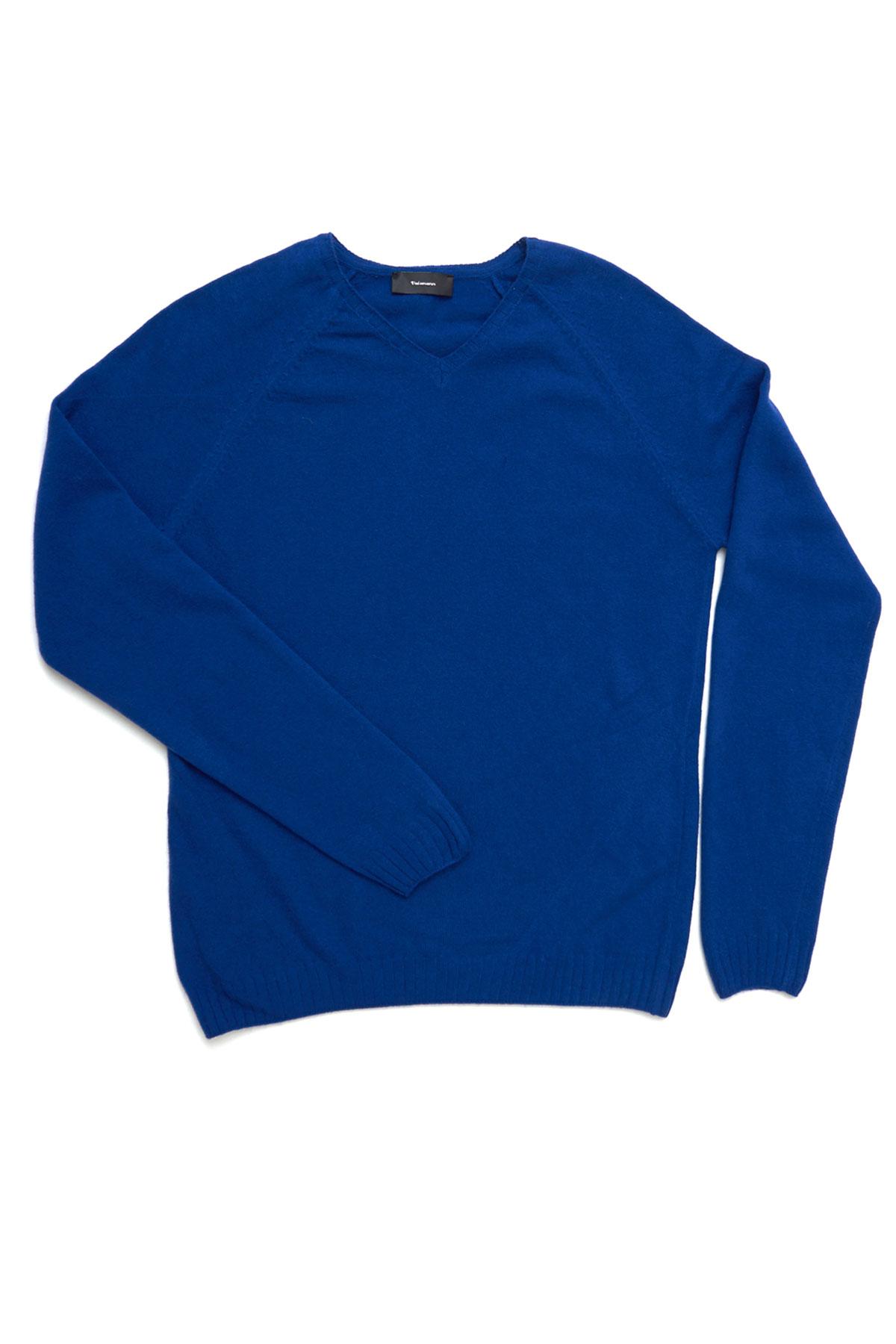Свитер синего цвета Vaismann VM-18-1870-19