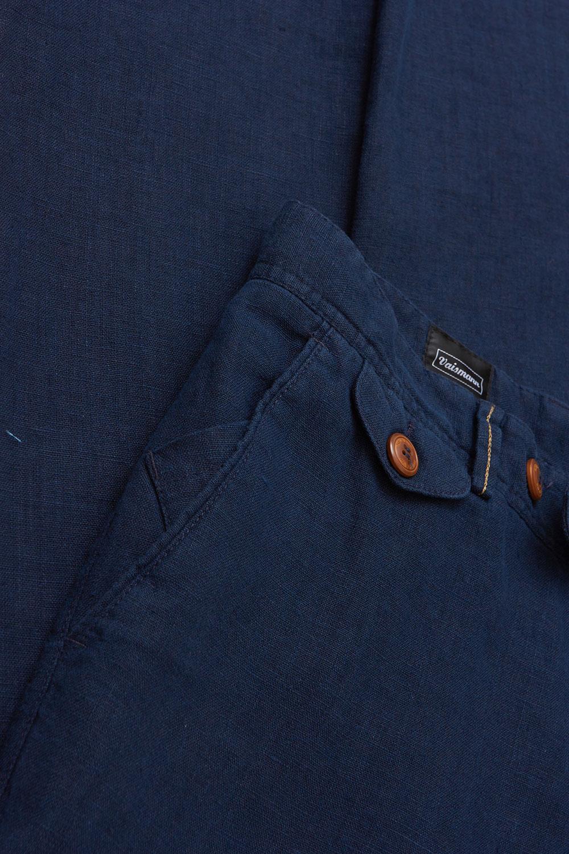 Брюки «chinos» синего цвета Vaismann 19735