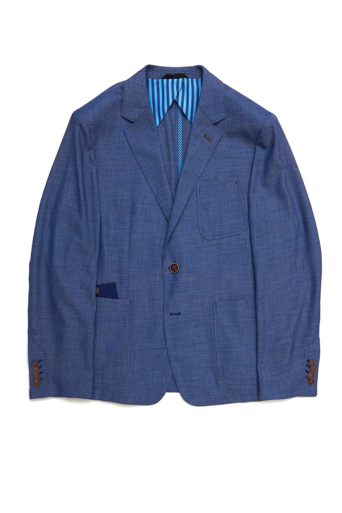 Пиджак синего цвета Vaismann 1921-17