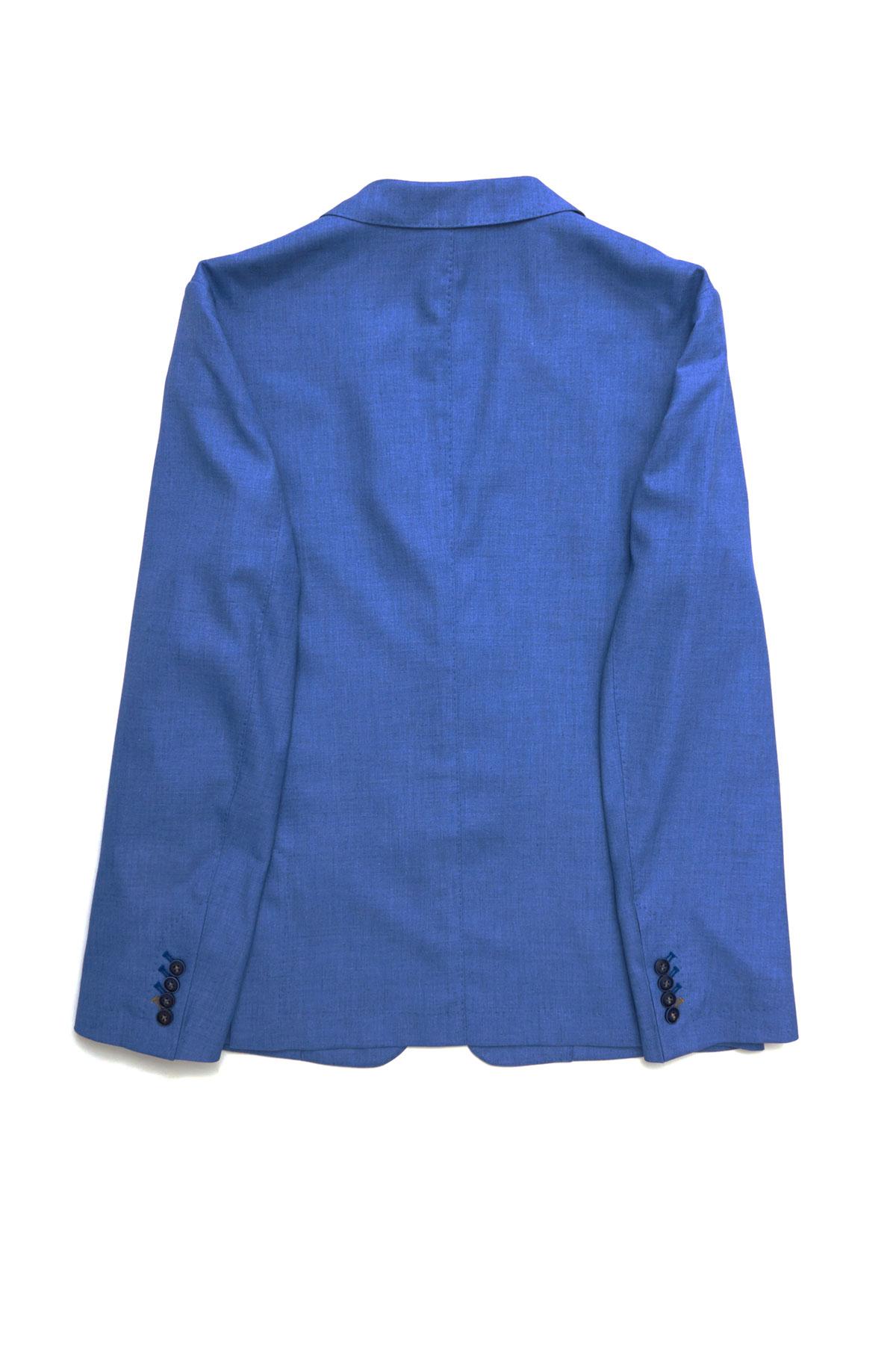 Пиджак голубого цвета Vaismann 1922-18