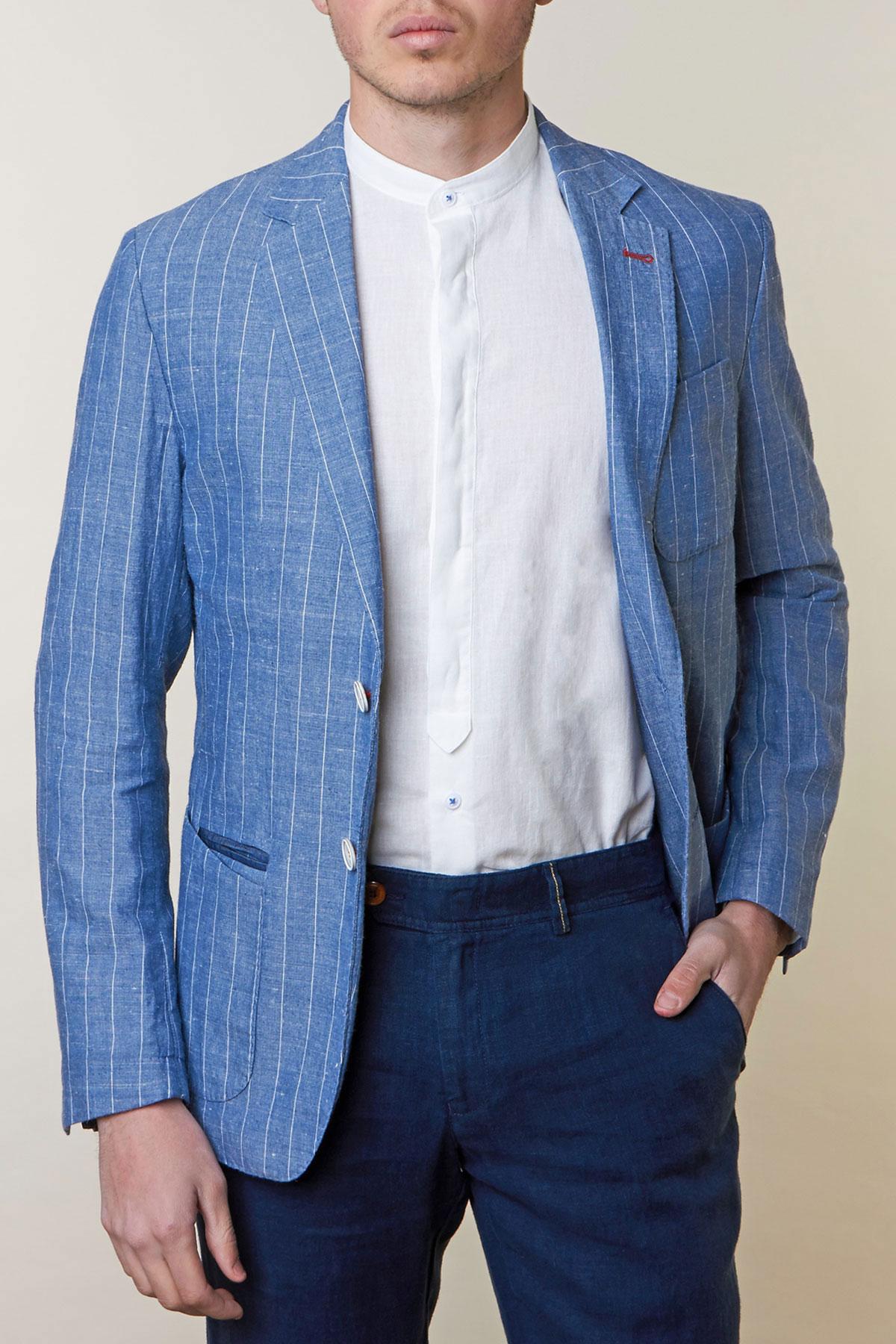 Пиджак синего цвета Vaismann 1928-18