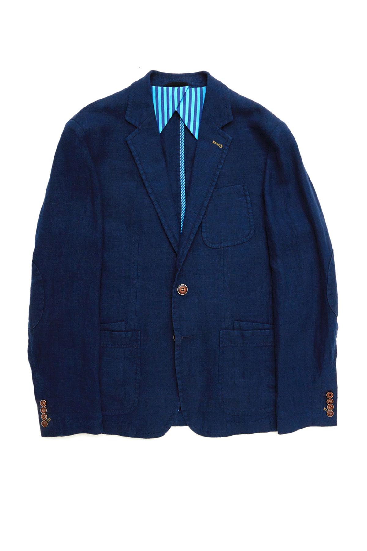 Пиджак темно-синего цвета Vaismann 1929-19