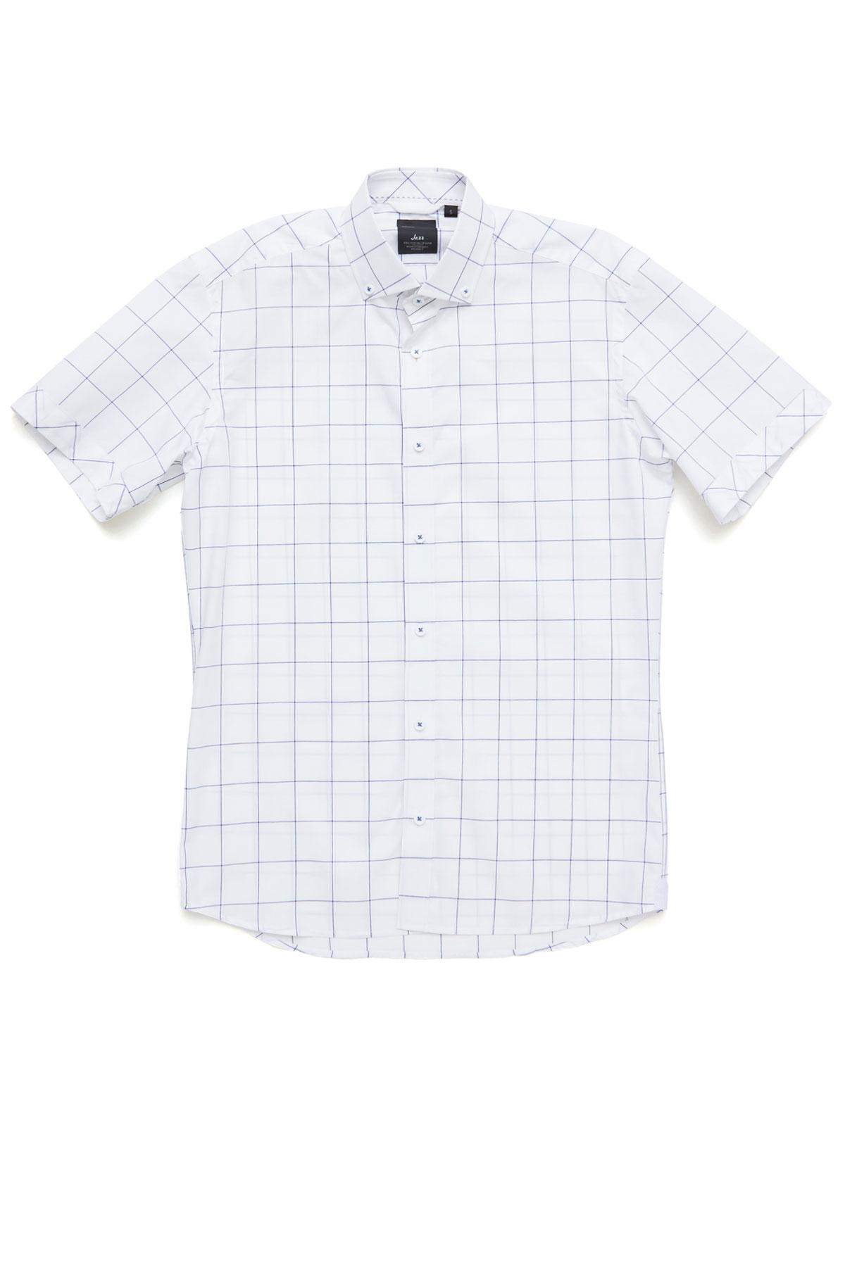 Рубашка в клетку Vaismann 19112