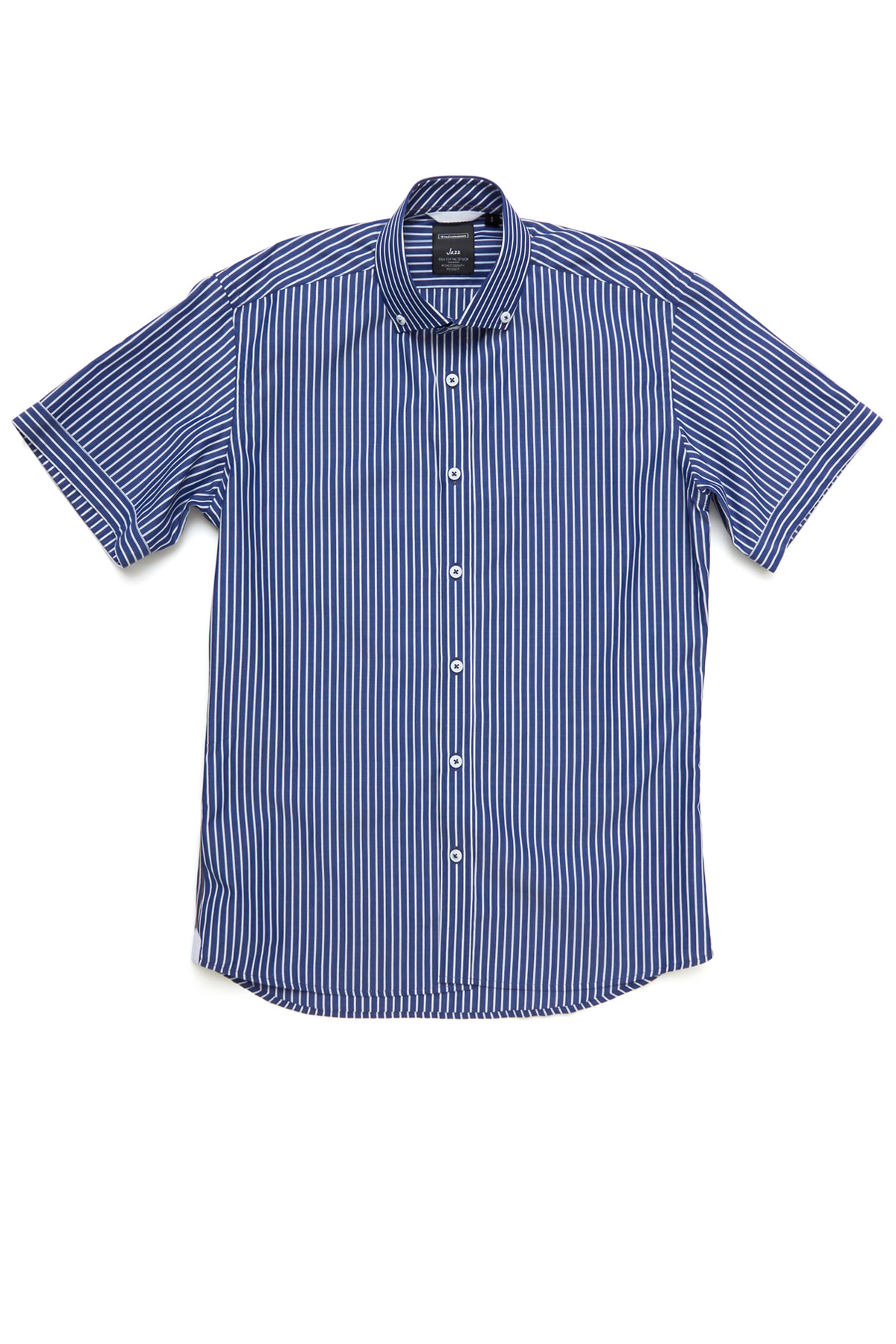 Рубашка в полоску Vaismann 19115