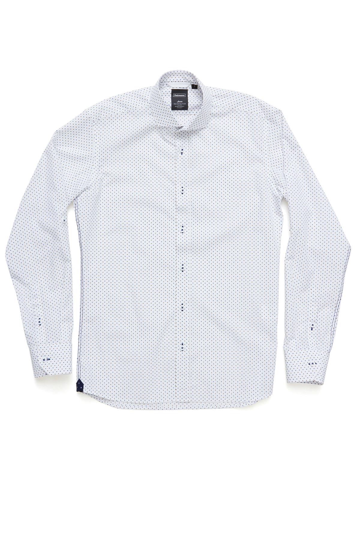 Рубашка в горох Vaismann 19140